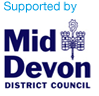 Supported by Mid Devon Council